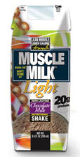 milk light rtd muscle milk light is a reduced calorie ready to drink. Black Bedroom Furniture Sets. Home Design Ideas