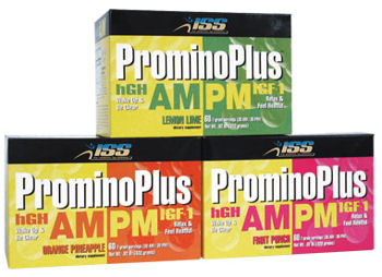 Iss Research Promino Plus Growth Hormone Support Hgh Igf1